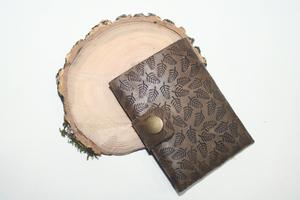 Foldslim Ботаника Листья / кошелек