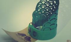 Carp Koi Midori-goi (green) / браслет